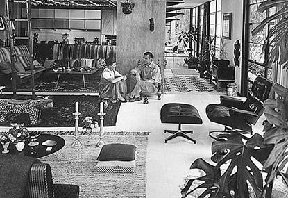 Charles and Ray Eames